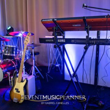 Band Setup 3