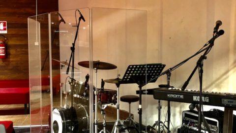 Drum Shield 1